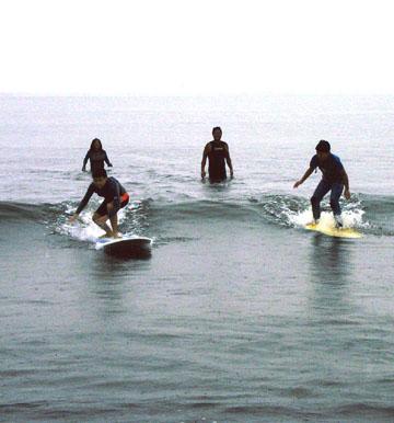 マメ増田サーフィンスクールはこんなところ