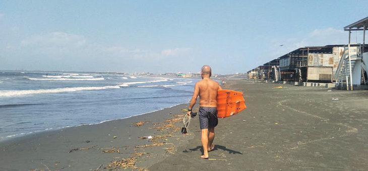 ここんとこの波