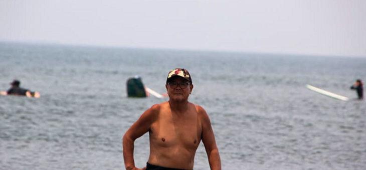もーすぐ海水浴規制だぜ(-_-;)&臨時休業のお知らせ