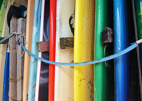 艇庫ロッカーの鍵