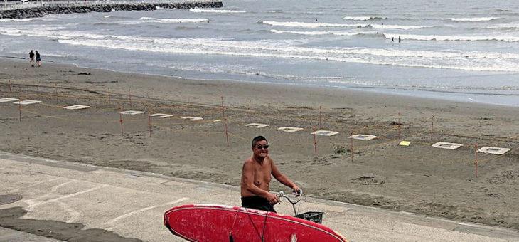 さぁ~!サーフィンにおいでくださーい