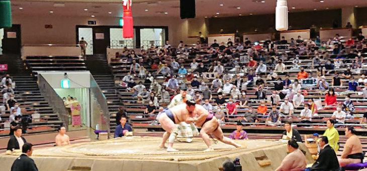 大相撲のコロナ対策