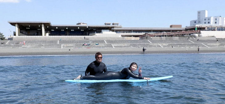 サーフィンの掟